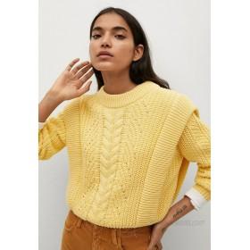 Mango Jumper amarillo/yellow