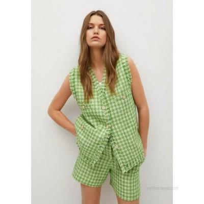 Mango Jumper grün/green