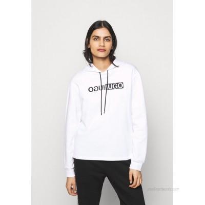 HUGO NEMOLIA Sweatshirt white