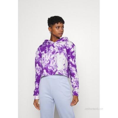 KENDALL + KYLIE CLASSIC HOODIE Hoodie white/purple/white