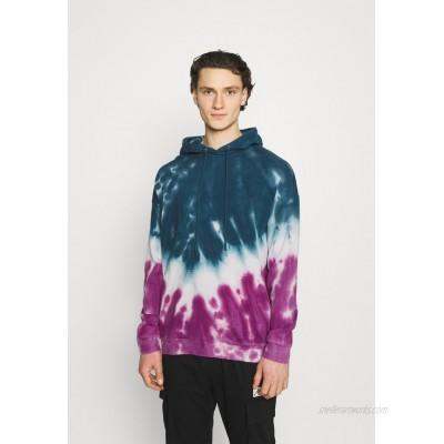 YOURTURN UNISEX Sweatshirt teal/white/pink/multicoloured