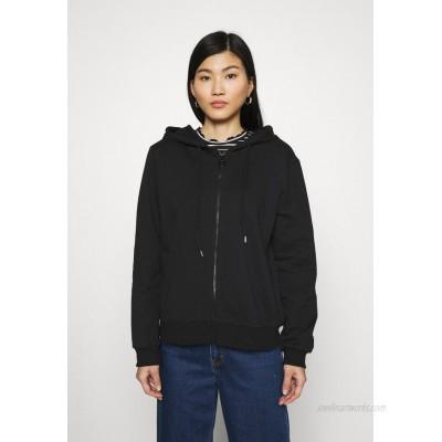 Trendyol Zipup sweatshirt black