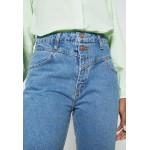 Trendyol MAVI Straight leg jeans blue