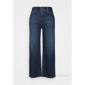 AG Jeans ETTA Flared Jeans instant/dark blue