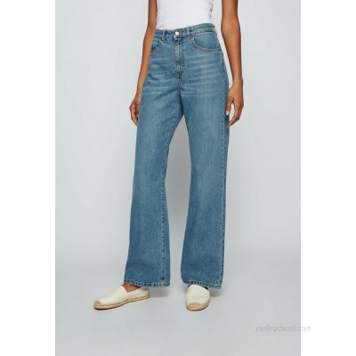 BOSS Flared Jeans blue