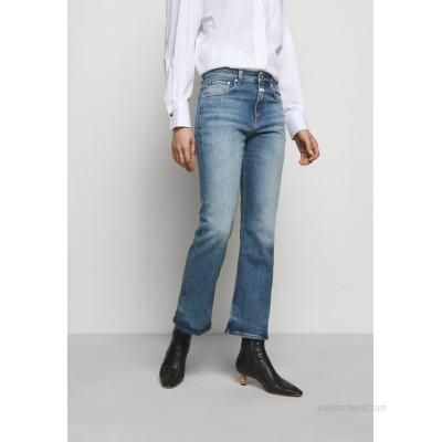 CLOSED BAYLIN Flared Jeans light blue