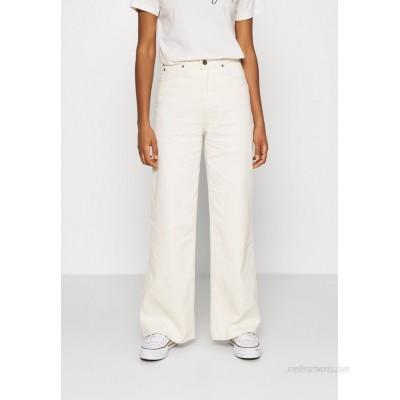 Lee STELLA A LINE Flared Jeans ecru/offwhite
