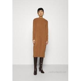 ARKET Day dress beige dark/camel