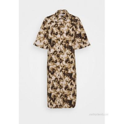 Samsøe Samsøe DEMI DRESS Day dress brown