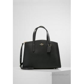 Coach CHARLIE CARRYALL Handbag black