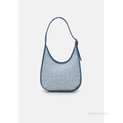 Coach ORIGINALS SIGNATURE ERGO SHOULDER BAG Handbag marble blue azure/blue