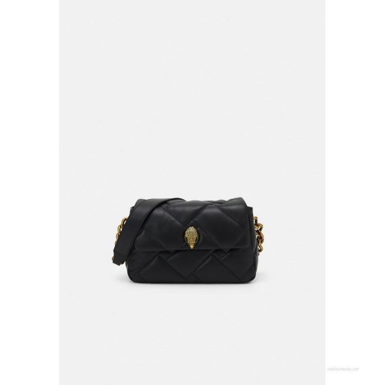 Kurt Geiger London KENSINGTON SOFT BAG Handbag black