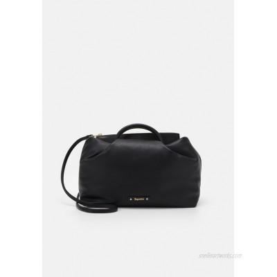 Repetto PETIT DRAPPE Handbag noir/black