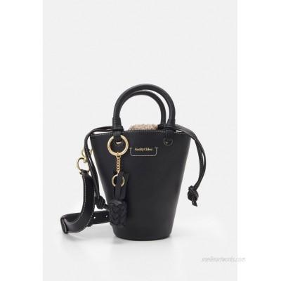 See by Chloé CECILYA MEDIUM TOTE Handbag black