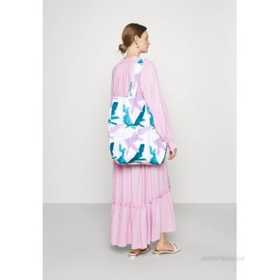 STUDIO ID PRINT UNISEX Tote bag multicoloured/blue/purple/multicoloured