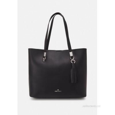 Anna Field Tote bag black