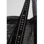 BLANCHE TOTE LOGO Tote bag black