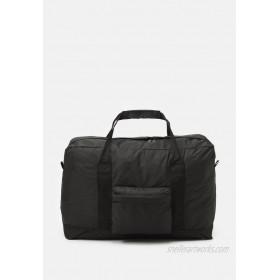 ARKET UNISEX Weekend bag black