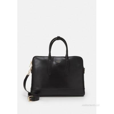 LYDC London Laptop bag black