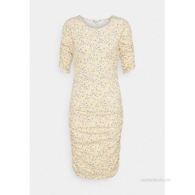mbyM DOMINO Jersey dress yellow