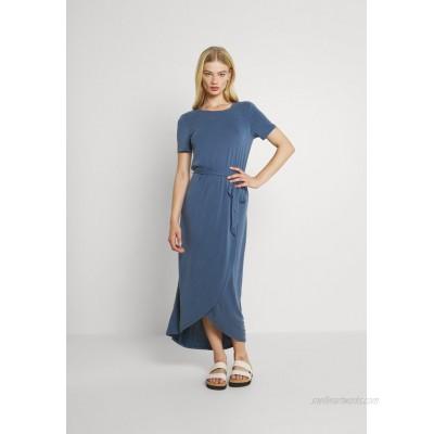 Object OBJANNIE NADIA DRESS Maxi dress ensign blue/blue
