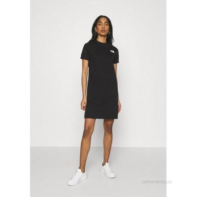 The North Face TEE DRESS Jersey dress black