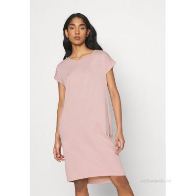 Vila VIDREAMERSKNEE DRESS Jersey dress misty rose/pink