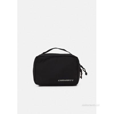 Carhartt WIP TERRA TRAVEL UNISEX Wash bag black