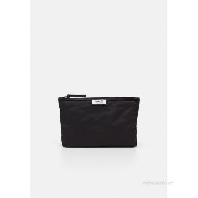 DAY ET GWENETH SMALL Wash bag asphalt/mottled dark grey
