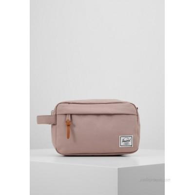 Herschel CHAPTER Wash bag ash rose/light pink