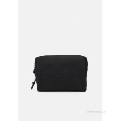 Liebeskind Berlin TAMORA COSMETIC POUCH MEDIUM Wash bag black