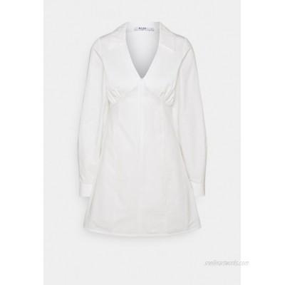 NAKD TAILORED MINI DRESS Cocktail dress / Party dress white