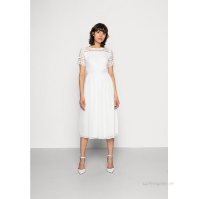 Swing Cocktail dress / Party dress ivory/offwhite
