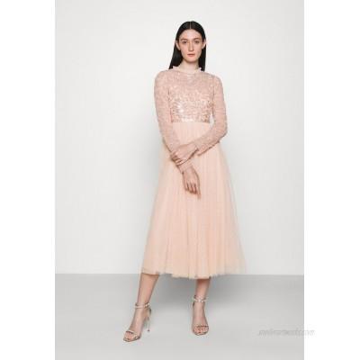 Needle & Thread TEMPEST BODICE BALLERINA DRESS Occasion wear apricot