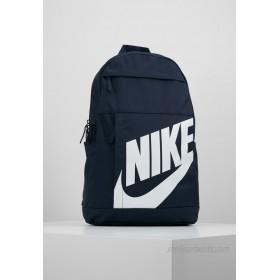 Nike Sportswear ELEMENTAL - Rucksack - obsidian/white/dark blue