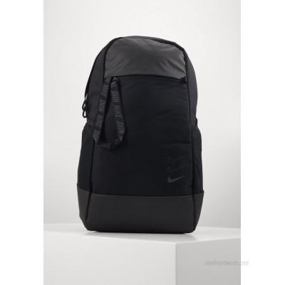 Nike Sportswear ESSENTIALS UNISEX - Rucksack - black/dark smoke grey/black