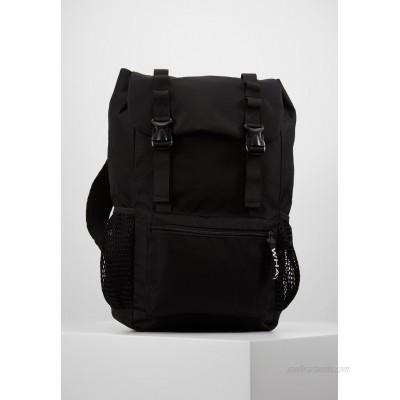 Pier One UNISEX - Rucksack - black
