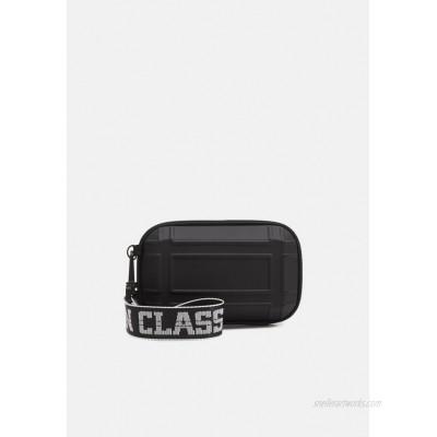 Urban Classics COMPACT MINI CROSSBODY BAG - Across body bag - black