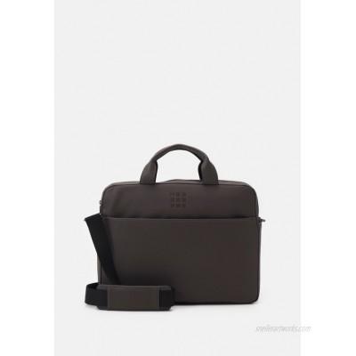 Moleskine CLASSIC SLIM BRIEFCASE UNISEX - Laptop bag - grey