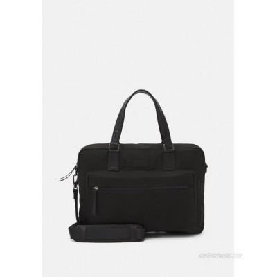 Still Nordic ZAYNE BRIEF ROOM - Laptop bag - black