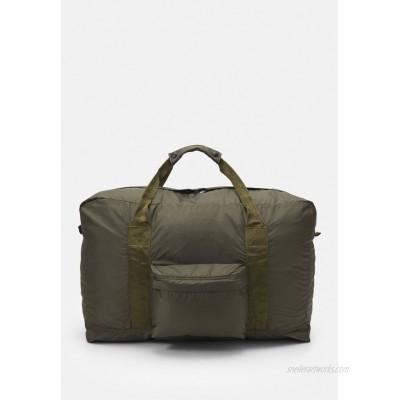 ARKET UNISEX - Weekend bag - green/khaki