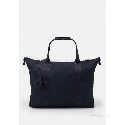 ARKET UNISEX - Weekend bag - navy/dark blue
