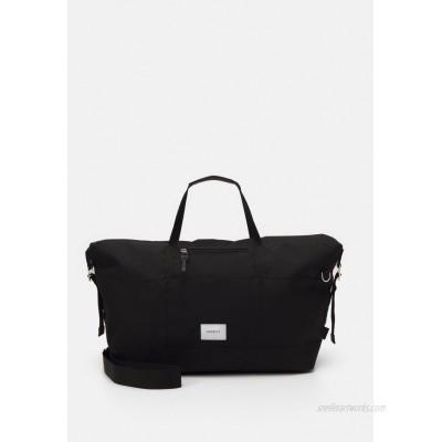 Sandqvist MILTON UNISEX - Weekend bag - black