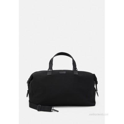 Still Nordic ZAC WEEKENDBAG - Weekend bag - black