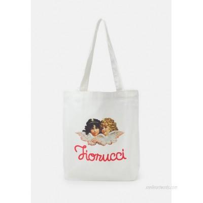 Fiorucci ANGELS TOTE BAG UNISEX - Tote bag - white