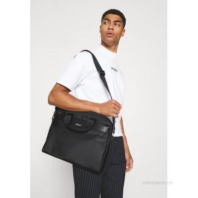 HUGO LUXOWN CASE UNISEX - Laptop bag - black