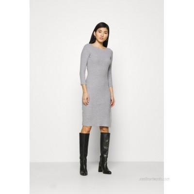 Anna Field Jumper dress mottled grey