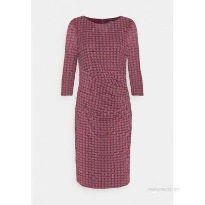 Esprit Collection EOS DRESS Shift dress dark red