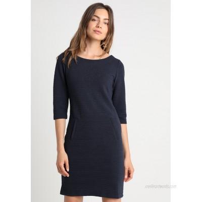 Freequent DANE STRUCTURE Shift dress salute/dark blue