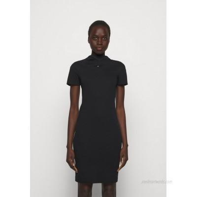 Vivienne Westwood TUBE DRESS Jersey dress black